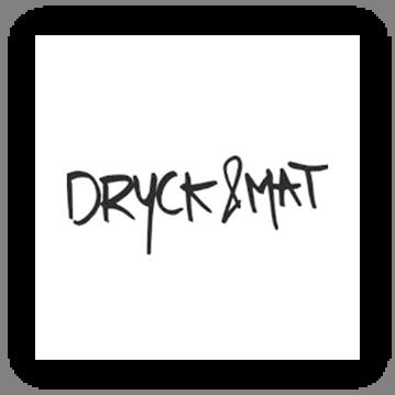 Dryck & Mat stamp