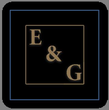 E & G stamp