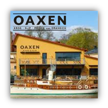 Oaxen stamp
