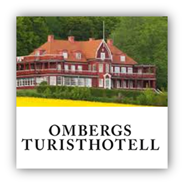 Ombergs Turisthotell stamp