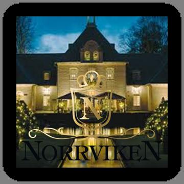 Orangeriet Norrviken stamp