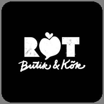 ROT Butik & Kök stamp