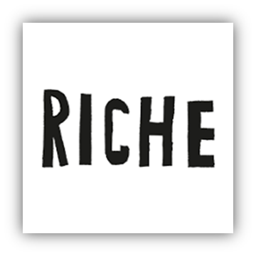 Riche stamp