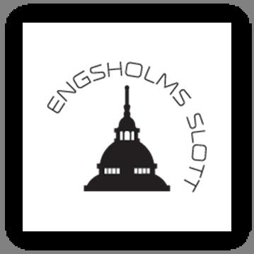 Engsholms Slott stamp